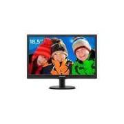 Monitor para PC HD Philips LED Widescreen 18,5 - 193V5LSB2
