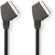 Nedis Scart kábel 2 m - feket