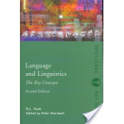 Language and Linguistics - The Key Concepts (Trask R. L.)(Paperback) (9780415413596)