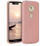 kwmobile Pouzdro pro Motorola Moto G7 Play - růžová
