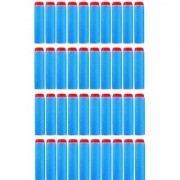 (Pack of 40) Sky Bullet Foam Dart Bullets for Nerf N-Strike Elite Guns