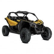 Can-Am Maverick X3 X DS Yellow 2017