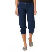 VERO MODA Line 3/4 Pants Navy