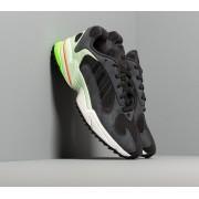 adidas Yung-1 Trail Carbon/ Core Black/ Glow Green