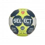 Select Ultimate Replica Handball blau/gelb/weiß Gr.3