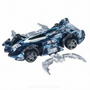GRAY GHOST RACE CAR WITH SAW BLADES Hot Wheels SPEED RACER 1:64 Scale Movie Vehicle by Speed Racer