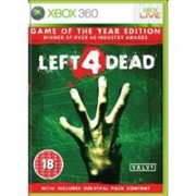 Left 4 Dead Game Of The Year Xbox360
