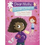 Molly Meets Trouble (Whose Real Name Is Jenna), Paperback