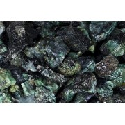 Fantasia Materials: 1 Lb High Grade Emerald Rough Raw Natural Crystals For Cabbing, Cutting, Lapidary, Tumbling, Polishing, Wire Wrapping, Wicca And Reiki Crystal Healing *Wholesale Lot*