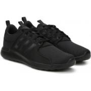 ADIDAS CF LITE RACER Running Shoes For Men(Black)