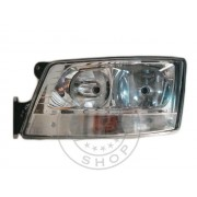 MAN TGX/TGS fényszóró BAL motoros