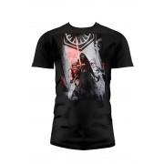 SD TOYS T-Shirt Sw Ep7 First Order Black Kids Taglia M T-Shirt