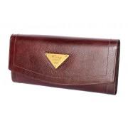 Designer Branded Genuine Leather Ladies Clutch Wallet Bag Purse