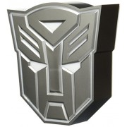Hasbro Transformers 3d Deco Light Fx Autobot Shield Led Wall Nightlight