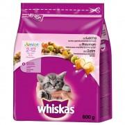 Whiskas Junior con salmón - 800 g
