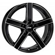 ATS Emotion 17, 7.5, 5, 114.3, 35, 70.1, diamond-black contourpolished,