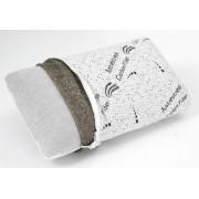 Almohada de Viaje Ergo + Carbono Tekno Comfort