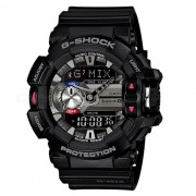 reloj de musica bluetooth casio g-shock GBA-400-1A G 'mix-negro