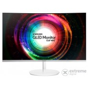 Samsung LC32H711Q (16:9) zakrivlljen LED Full HD monitor, bijela