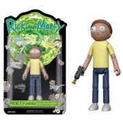 Action Figure Figura Funko Articulada Morty - Rick y Morty