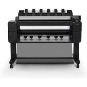 HP Designjet T2530 stampante grandi formati Colore 2400 x 1200 DPI Getto termico d'inchiostro A0 (841 x 1189 mm) Collegamento ethernet LAN
