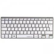 Безжична клавиатура Rossano, 2.4Ghz, Бяла, HAMA-50454