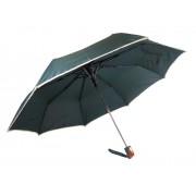 New Berry UNISEX vystřelovací deštník zelený A-018