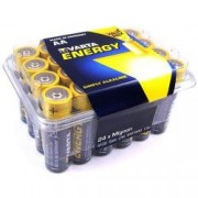 Baterii Alcaline Varta Energy AA R6 24 Baterii / Set