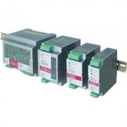 Kapcsolóüzemű kalapsín tápegységek TSP széria 72 - 600 Watt, DIN sínre szerelhető - TSP 140-112, Tra