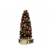 Lemax The Majestic Christmas Tree WS2