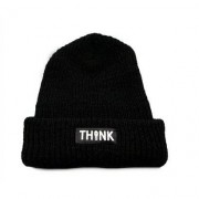 GORRO THINK SKATEBOARDS - PRETO - Unissex