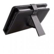 "Калъф Privileg MID7-002, за таблет до 7"" (24.6 cm), USB клавиатура, тип ""бележник"", черен"