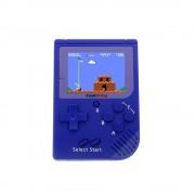 Sonstige Marke Mini Handheld Entertainment System 8-Bit Retro Spiele-Konsole mit 129 integrierten Spielen - Blau