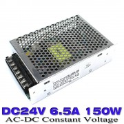 24 V 6.5A 150 W Transformers 110 v 220 v AC naar DC24V Transformator Switch Voeding voor Led Strip Schakelaar Display