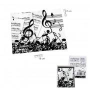 Törlőkendő Zenei Kollekció - Mikroszálas Törlőkendő