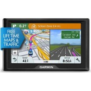 "Garmin 010-01679-12 Navigatore Satellitare Gps Display 6.1"" Touch Mappe Tutta Europa Bluetooth Wifi Colore Nero - 010-01679-12 - Drive 61 Lmt-S"