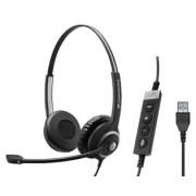 Casti Callcenter / Office - Sennheiser - SC 260 USB CTRL II