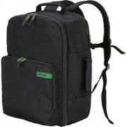 Tucano Mister Sport Backpack for Notebook Black 20 L Backpack(Black)