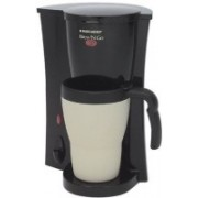 Black & Decker 3VPHP9PGVNV5 Personal Coffee Maker(Silver)