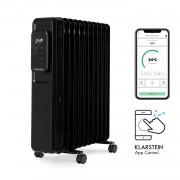 Klarstein Thermaxx Elevate Smart, маслен радиатор, 2720 W, 7 - 35 ° C, 24 часов таймер, бял (HTR7-ThermaxElvtB)