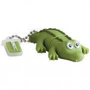 Stick USB 8GB USB 2.0 Crocodile EMTEC
