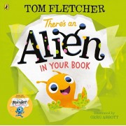 There's an Alien in Your Book, Paperback/Tom Fletcher