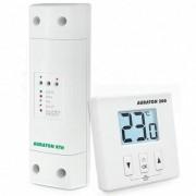 Termostat fara fir Auraton 200 RTH, 5 ani Garantie, histereza 0.2 gr
