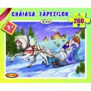 Puzzle - Craiasa zapezilor (260 piese)