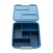 Little Lunchbox Co Little Lunchbox Shark - 5 vakken