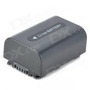 Bateria de camara ismartdigi FV-50 7.2V 1030mah para sony HDR-CX560V / HDR-HC7 y mas-negro