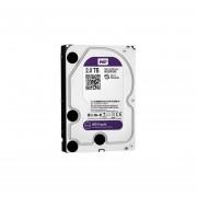 Disco Duro Para Videovigilancia Western Digital Purple De 2 TB, IntelliPower RPM, 64MB, SATA III (6 Gb/s) WD20PURX
