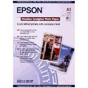 Epson Premium Semigloss Photo Paper, DIN A3, 251g/m², 20 Sheets