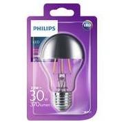 Philips LED DEKORATIV PHILIPS KLAR 3.5W(30W) E27 2700K VARMVIT
