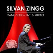 Video Delta Silvan Zingg - Piano Solo-Live & Studio - CD